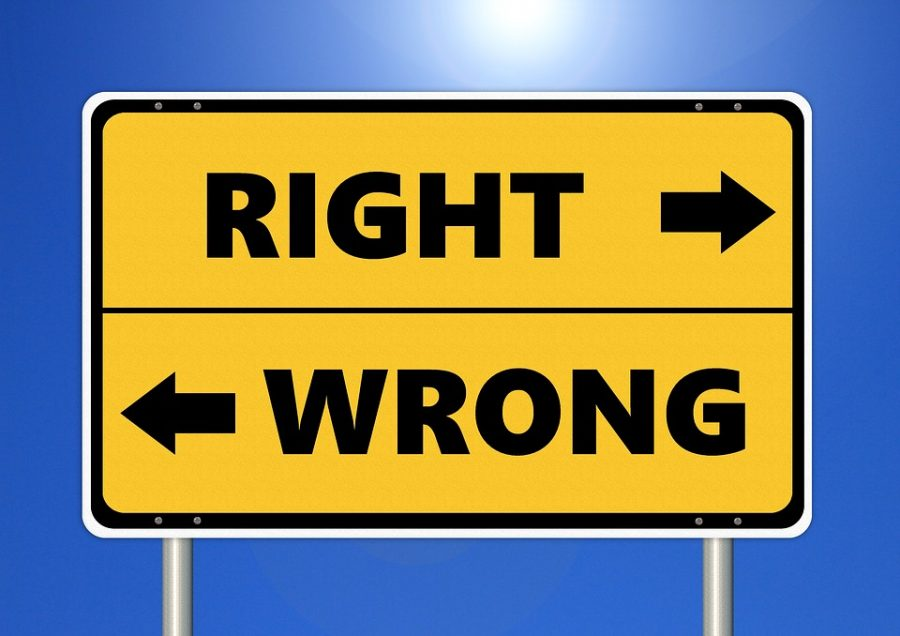 Ethical Moral Ethics Wrong Right Integrity