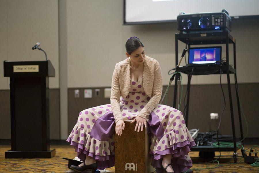 Hispanic Heritage 2017 Flamenco presentation