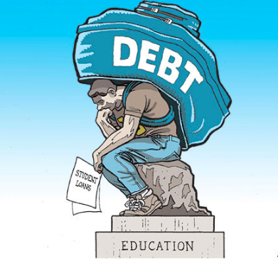 I cleared my student loan debt, but my method is not for everyone.