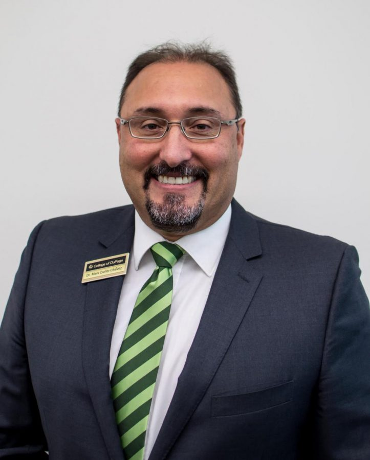 A Question and Answer with COD's new provost