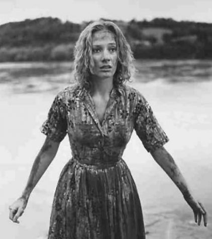 Candace Hilligoss as Mary Henry in Carnival of Souls (1962).