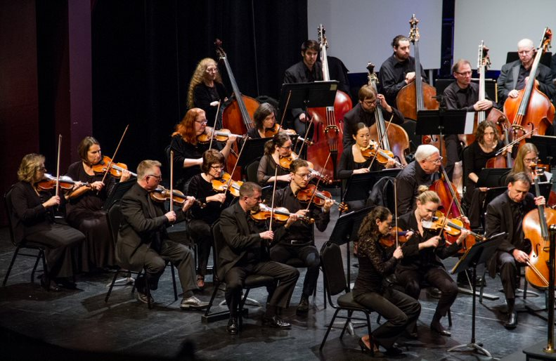 The+Elgin+Symphony+Orchestra+has+won+Illinois+Professional+Orchestra+of+the+Year+a+record-setting+four+times.+Here+they+raise+the+thunderous+tumult+of+Wagner%27s+%22Ride+of+the+Valkyries%22