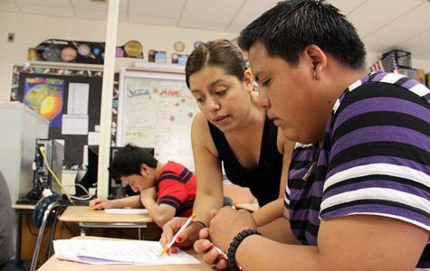 Hispanic teachers numbered more than 335,000 and the number of non-white teachers surpassed 760,000 in the 2015-16 school year.