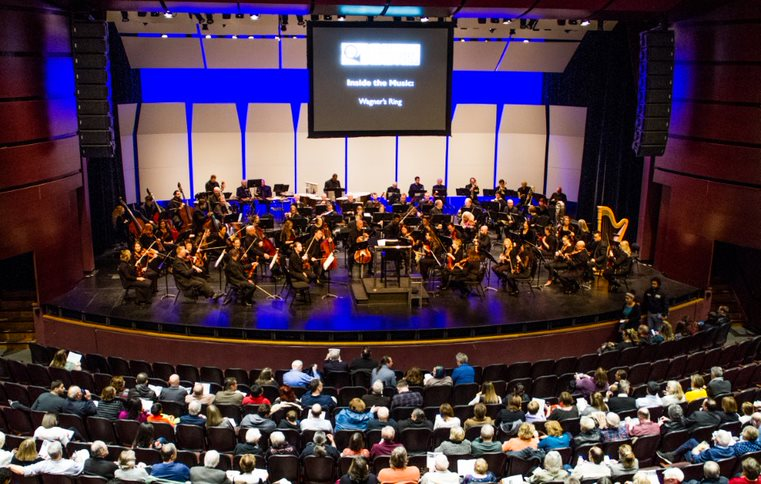 The Elgin Symphony Orchestra's next performace will be