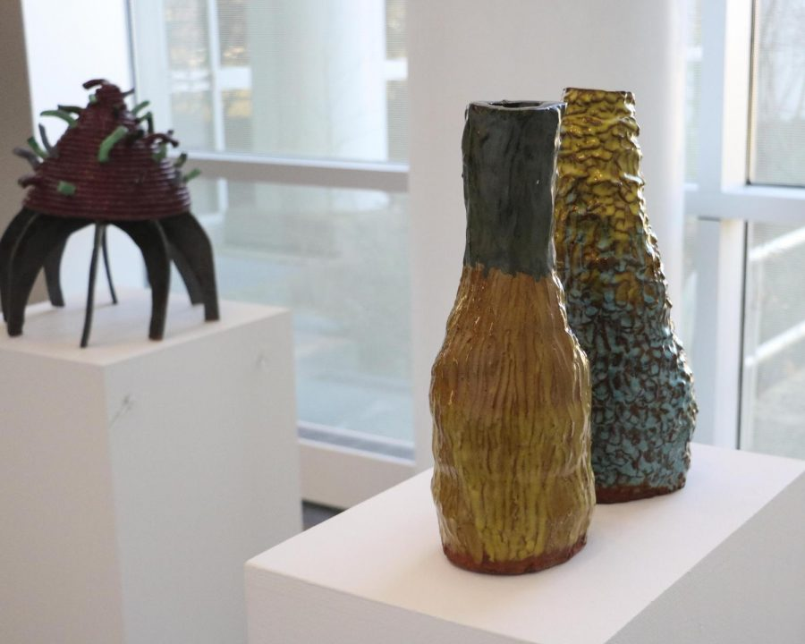 Wings and Techcetera galleries showcase talent