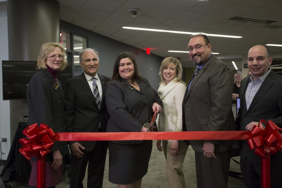 Library+Media+Lab+Celebrates+New+Expansion