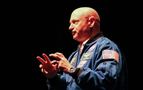 Astronaut Mark Kelly: The making of an American Senator?