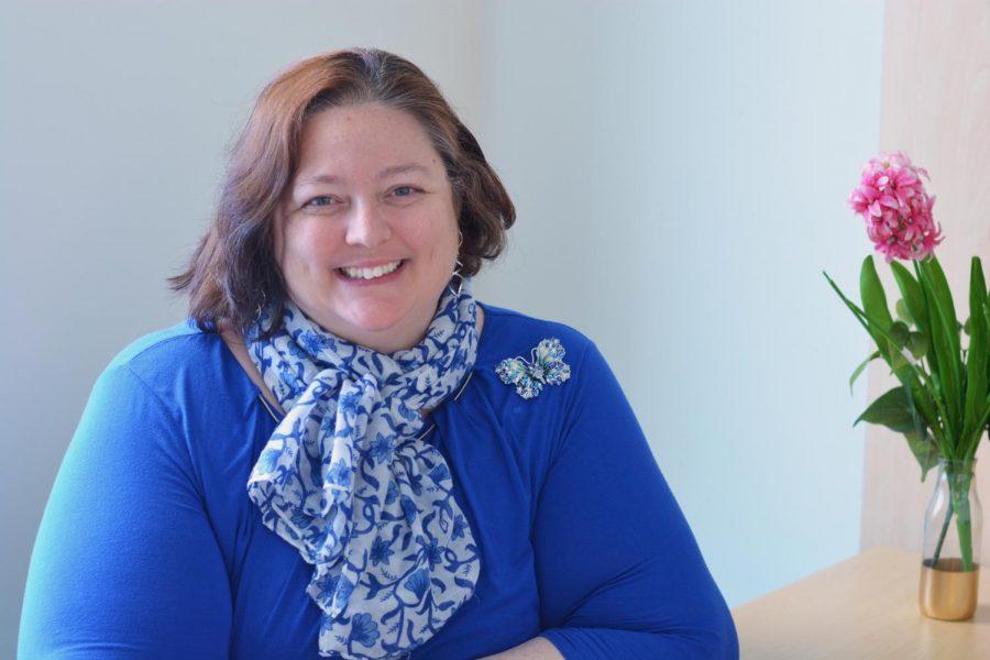 COD Sociology Professor Bonniejean Alford