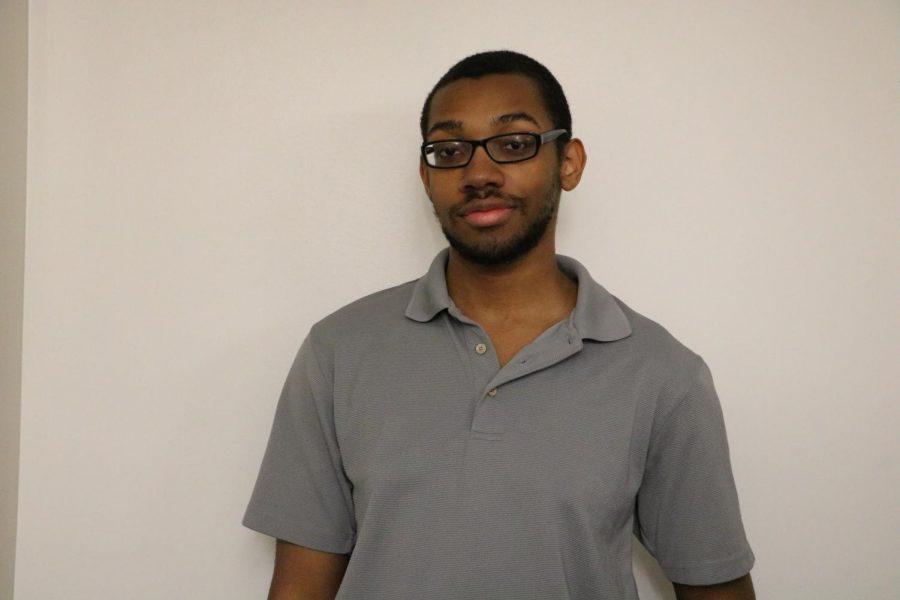 COD student Kevin Ashley
