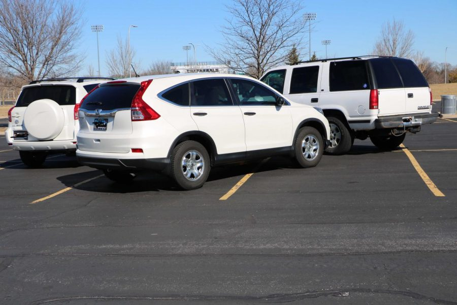 Parking 101: COD Students Excel