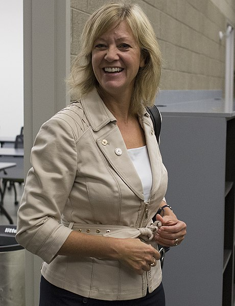 The inclusion of former State Rep. Jeanne Ives has drawn outrage from students and faculty