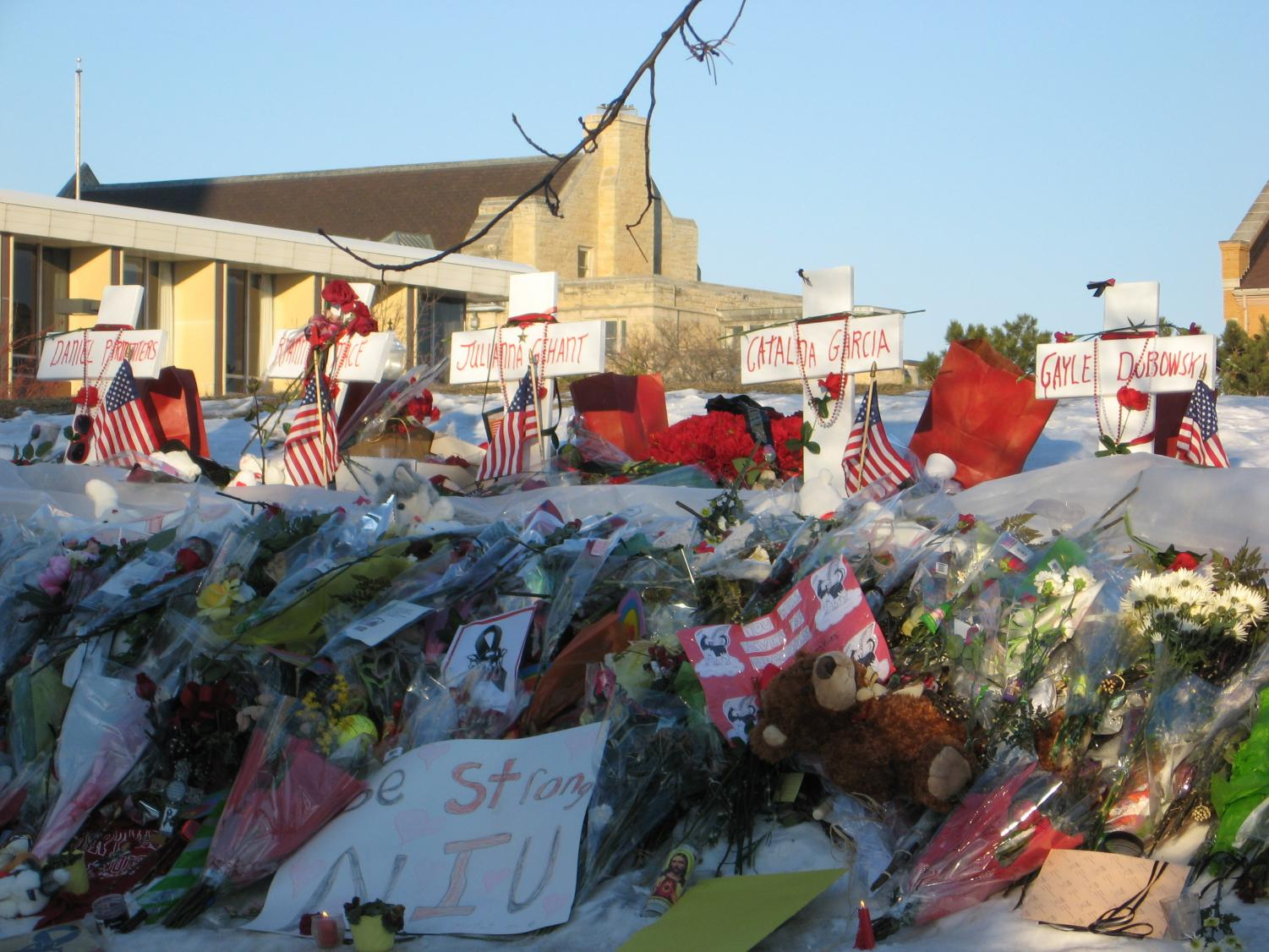 After Northern Illinois' 2008 shooting, killing six and injuring 21 people, the school solicited help from licensed counselors to help students cope with symptoms resulting from the senseless trauma. What services should be available to students, friends and family after such tragedies? And in the long-run, what required attention is still needed to make sure the tragedy doesn't claim any more lives?