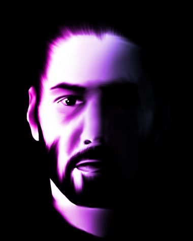 John Wick graphic by Beckwith