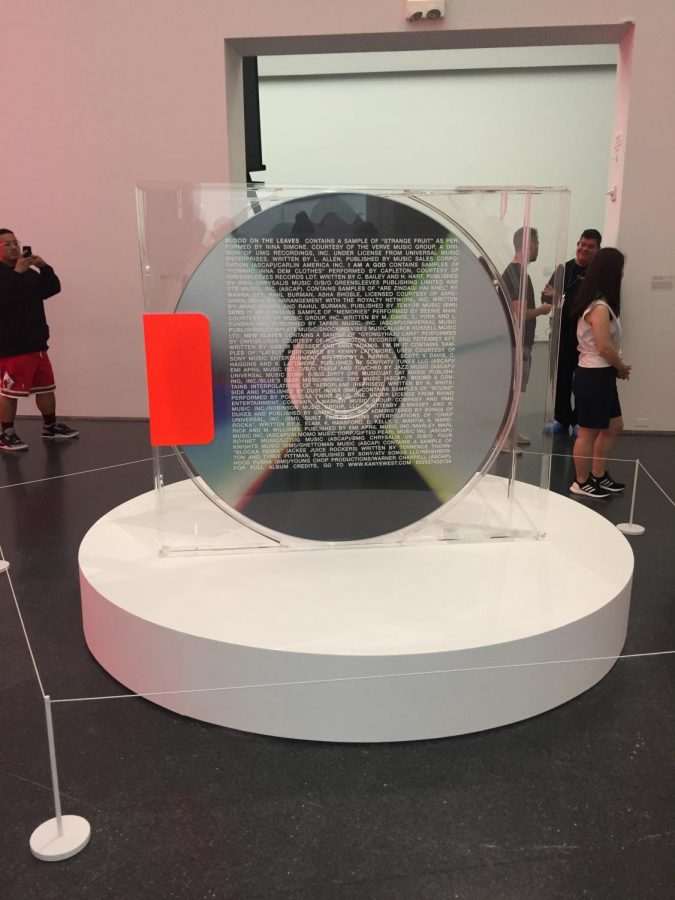 "Virgil Abloh: ""Figures of Speech"" exhibit takes over the MCA"