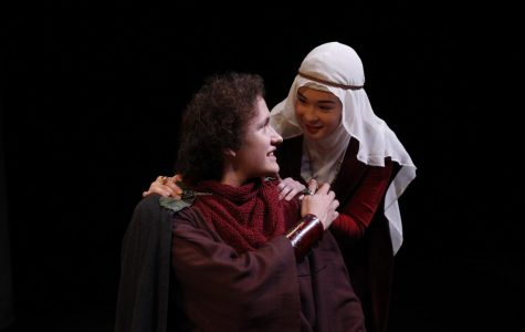 Tragic Macbeth a joy to perform for College Theatre