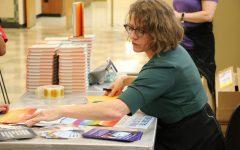 Author Robin Stevenson speaks following Wheaton LGBTQ controversy