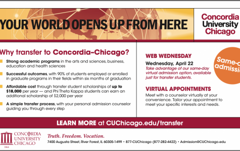 Sponsored: Take advantage of web admission day at Concordia!