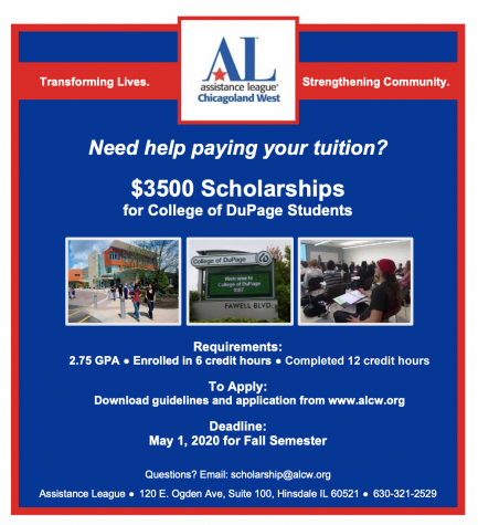 Sponsored: $3,500 scholarship for COD students now available