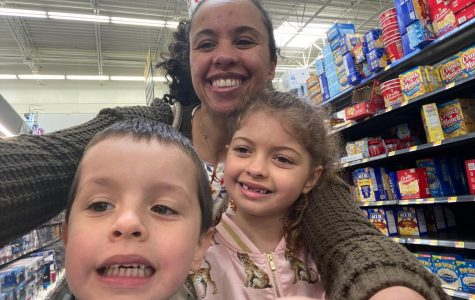 Annisha Thomas is a single mother attending Nashville State Community College via the Tennessee Reconnect Program at the age of 35 to set an example for her children, Kayden, 4 and Kaylee, 7.