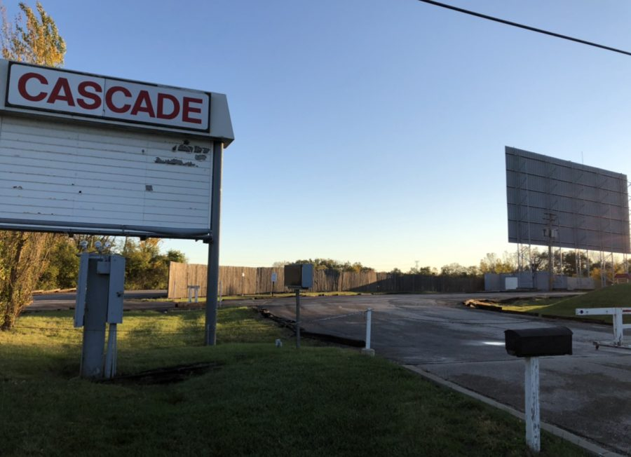 Cascade Drive-in Fights Against Extinction