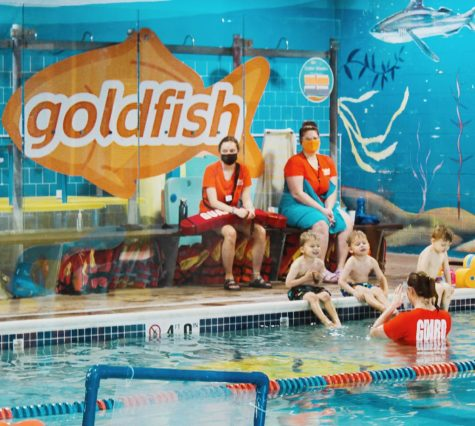 Mundelein swim school adapts lessons for kids with autism