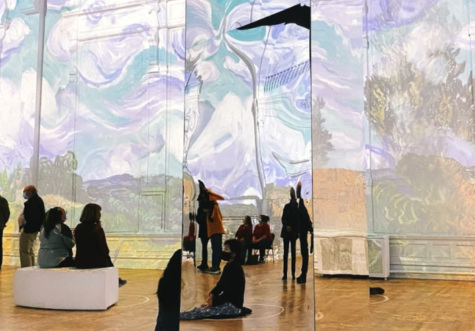 Immerse yourself into Van Gogh's captivating work
