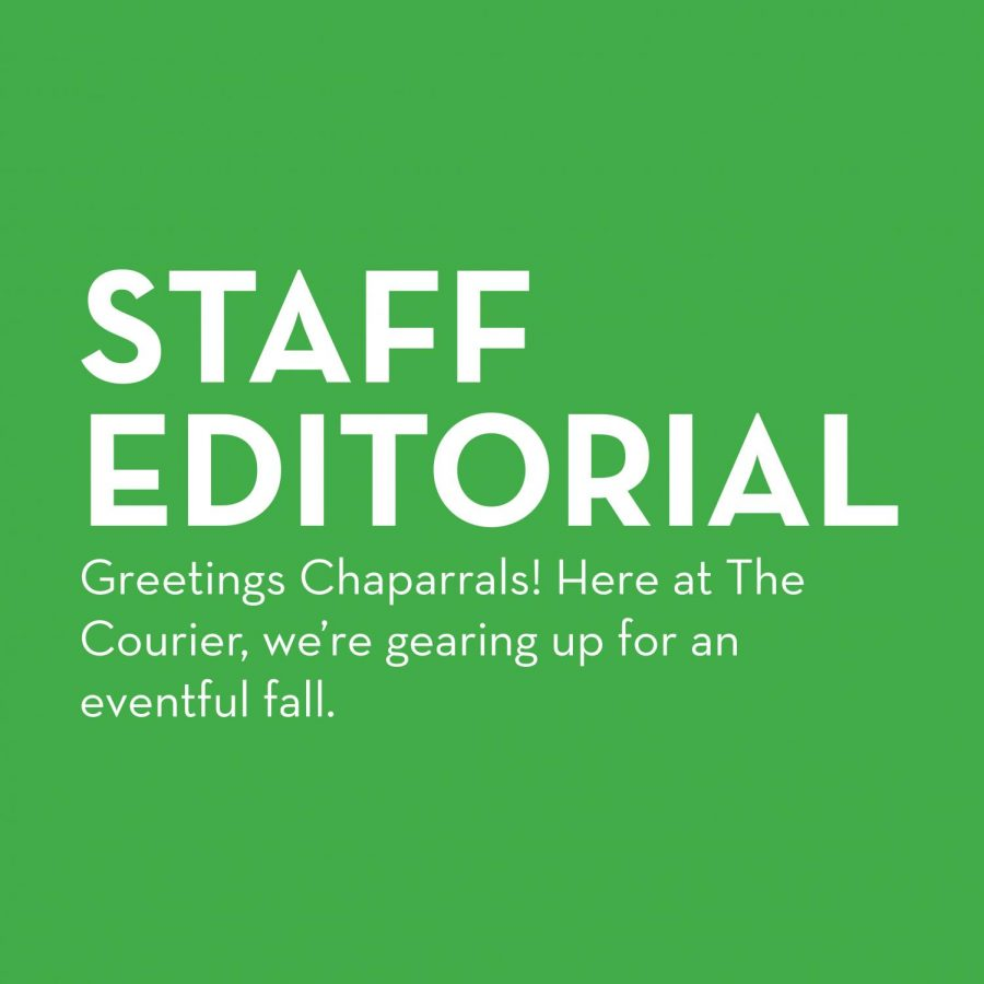 Staff+Editorial+-+Greetings+Chaparrals%21